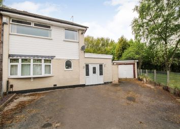 Thumbnail 3 bed semi-detached house for sale in Ballerat Crescent, Top Valley, Nottingham