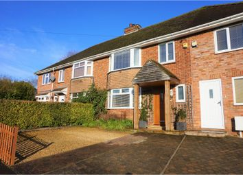 Thumbnail 3 bed terraced house for sale in Pinewood Drive, Bletchley