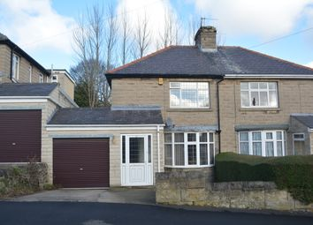 Thumbnail 3 bedroom semi-detached house for sale in School Lane, Grenoside, Sheffield