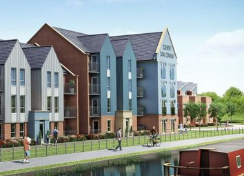Thumbnail 2 bedroom flat for sale in City Wharf, Coventry