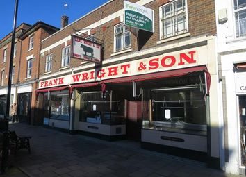 Thumbnail Retail premises for sale in 43 Crouch Street, Colchester, Essex