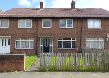 Thumbnail 3 bed terraced house to rent in Broomfield, Jarrow
