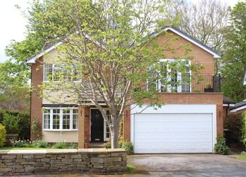 Thumbnail 5 bed detached house for sale in The Woodlands, Lostock, Bolton