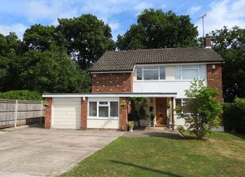 Thumbnail 5 bed detached house for sale in Revell Drive, Fetcham, Surrey KT22 9Ps, Fetcham