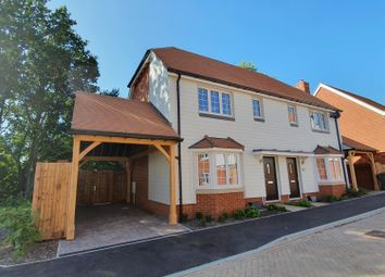 Thumbnail 2 bedroom semi-detached house for sale in Rye Road, Hawkhurst, Cranbrook