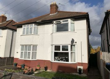 Thumbnail 2 bed semi-detached house for sale in Pooley Green Road, Egham