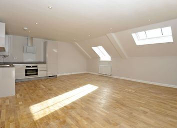 Thumbnail 2 bed flat for sale in Catteshall Road, Godalming