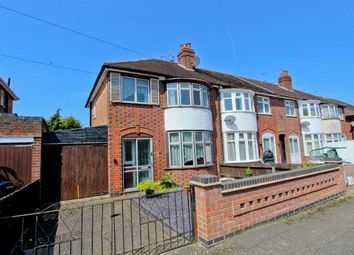 Thumbnail 3 bed end terrace house for sale in Lymington Road, Leicester
