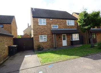 Thumbnail 4 bed detached house for sale in Brittons Close, Sharnbrook