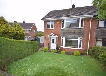 Thumbnail 3 bed semi-detached house for sale in Sycamore Close, Meir Heath, Stoke On Trent