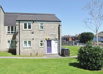 Thumbnail 2 bed flat to rent in Silverwood Walk, Pellon, Halifax