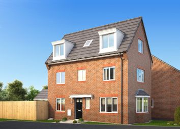 "Thumbnail 4 bed property for sale in ""The Birch At The Avenue"" at Radwinter Avenue, Wickford"