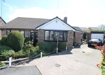 Thumbnail 3 bed detached bungalow for sale in St Andrews Close, Swinton