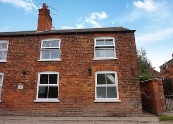 Thumbnail 2 bed cottage for sale in Old Plumtree Lane, North Thoresby, Grimsby