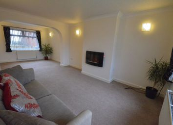 Thumbnail 2 bed semi-detached bungalow to rent in Ladbrooke Grove, Burnley