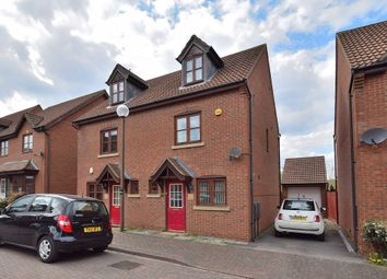 Thumbnail 3 bed semi-detached house to rent in Berrington Grove, Westcroft