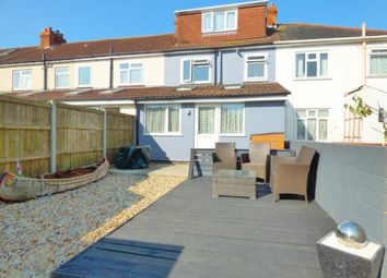4 bed terraced house for sale in Whitworth Close, Gosport PO12