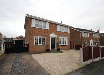 Thumbnail 4 bed detached house for sale in Beech Crescent, Castleford
