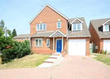 Thumbnail 4 bed detached house for sale in Little Horse Close, Earley, Reading