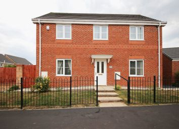 Thumbnail 4 bed detached house for sale in Tanhouse Drive, Winstanley, Wigan