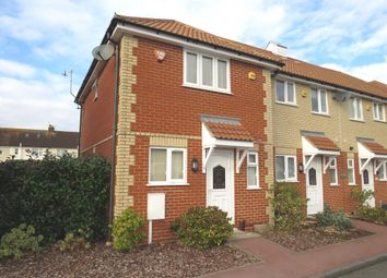 Thumbnail 2 bed terraced house for sale in Wembley Gardens, Lancing