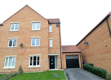 Thumbnail 4 bedroom semi-detached house to rent in Heron Drive, Mexborough, South Yorkshire