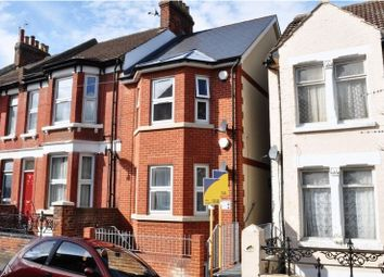 Thumbnail 1 bed flat to rent in Purbeck Road, Chatham