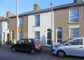 Thumbnail 2 bedroom terraced house for sale in Charlotte Street, Sittingbourne
