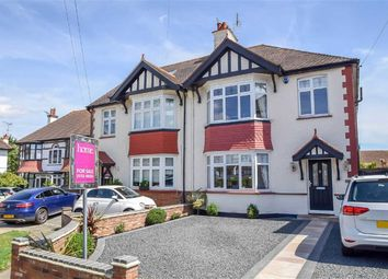 Thumbnail 4 bed semi-detached house for sale in Hamboro Gardens, Leigh-On-Sea, Essex