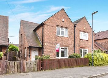 Thumbnail 3 bed semi-detached house for sale in Spencer Street, Alvaston, Derby