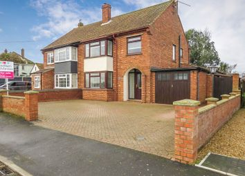 Thumbnail 3 bed semi-detached house for sale in Old Town Way, Hunstanton