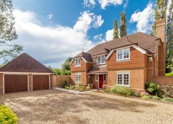 Thumbnail 4 bed detached house for sale in Dalby Close, Hurst, Reading