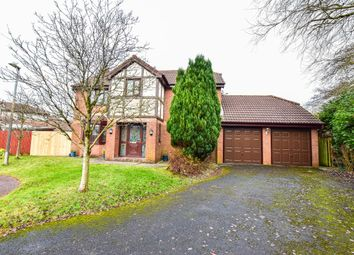 Thumbnail 4 bed detached house to rent in The Dene, Blackburn