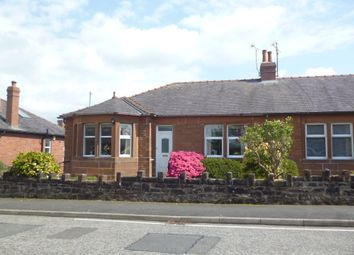 Thumbnail 2 bed semi-detached bungalow for sale in 39 Albert Road, Dumfries