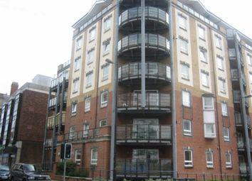 Thumbnail 1 bed property to rent in Goldsmith Court, Briton Street, Southampton