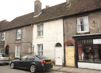 Thumbnail 2 bed terraced house for sale in Winchester Street, Salisbury
