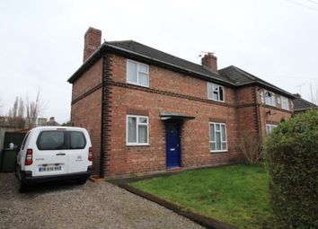 Thumbnail 2 bedroom semi-detached house for sale in Alfred Street, Northwich