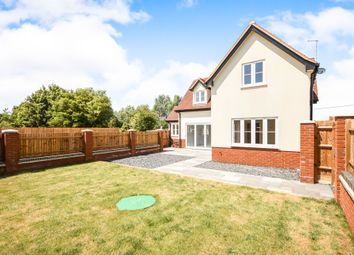 Thumbnail 4 bed detached house for sale in Boyton Cross, Roxwell, Chelmsford