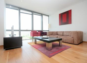 Thumbnail 2 bed flat to rent in West India Quay, Hertsmere Road, London