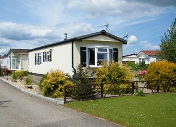 Thumbnail 2 bed detached bungalow for sale in Mallard Way, Beacon Park Home Village, Skegness