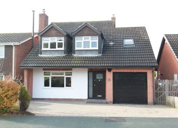 Thumbnail 4 bed detached house for sale in St. Leonards Way, Woore, Crewe