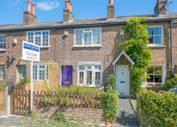 Thumbnail 2 bed terraced house for sale in Lancaster Place, Wimbledon Village, London