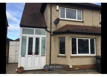 Thumbnail 2 bed semi-detached house to rent in Bush Hill, Northampton