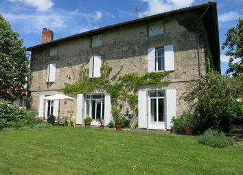 Thumbnail 5 bed property for sale in Saint Junien, Limousin, 87200, France