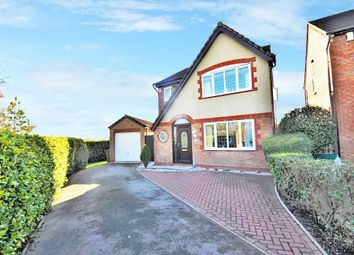 Thumbnail 3 bed detached house for sale in Folkestone Close, Warton, Preston, Lancashire