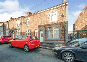Thumbnail 2 bed end terrace house for sale in Ross Street, Widnes, Cheshire
