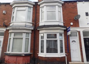 2 bed terraced house to rent in Brompton Street, Linthorpe, Middlesbrough TS5