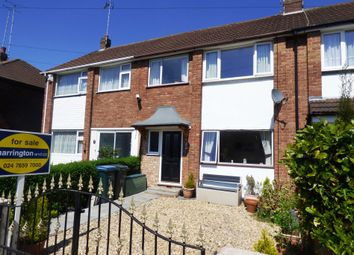 Thumbnail 3 bed terraced house for sale in Chesholme Road, Whitmore Park, Coventry