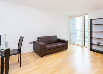 Thumbnail 1 bed flat to rent in Dowells Street, North Greenwich