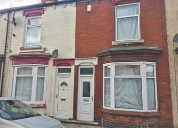 Thumbnail 2 bedroom terraced house for sale in Finsbury Street, Middlesbrough